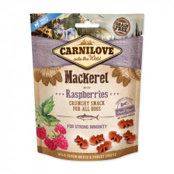 Carnilove Dog Crunchy Snack Mackerel with Raspberries with fresh meat 200 g