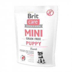 Brit Care dog Mini GF Puppy lamb 400 g