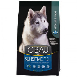 Farmina Cibau Sensitive Fish & Rice - 12 kg