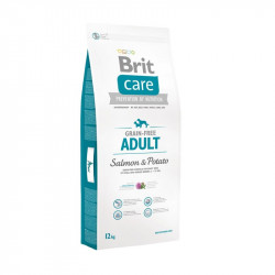 Brit Care Adult All Breed - Salmon & Potato - 12 kg