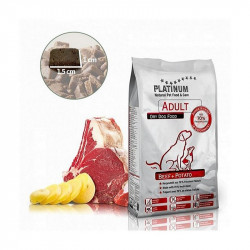 Platinum Natural Adult Beef & Potato 1,5 kg