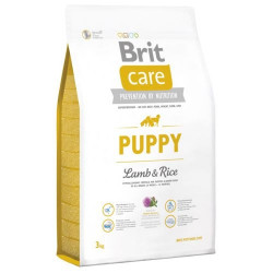 Brit Care Puppy All Breed Lamb & Rice - 3 kg