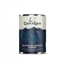 Canagan Salmon & Herring Supper - 400g