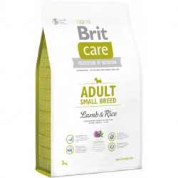 Brit Care Adult Small Breed Lamb & Rice - 3 kg